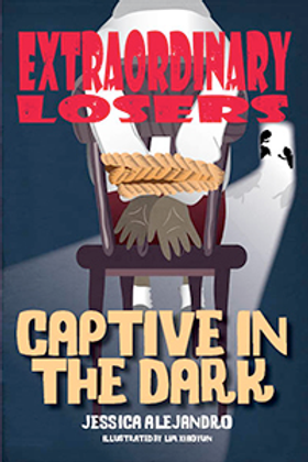 Exlosers #3: Captive in the Dark