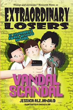 Exlosers #2: Vandal Scandal