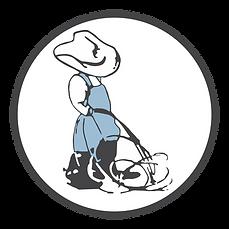 white circle with thin grey logo.png