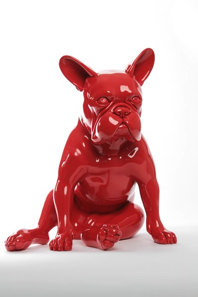 "Lisa Sartor - ""Red Frenchie"""