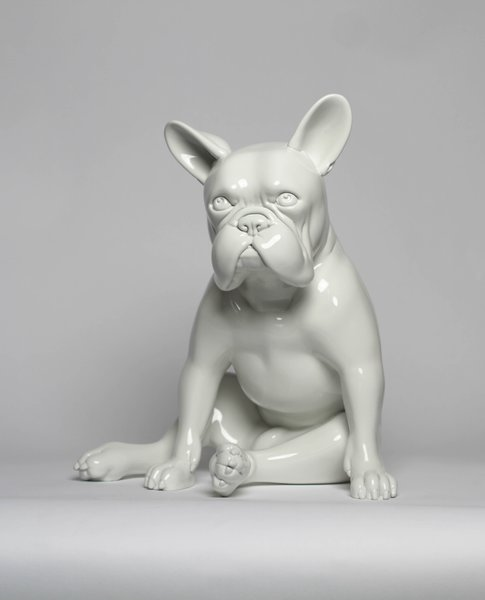 "Lisa Sartor - ""White Frenchie"""