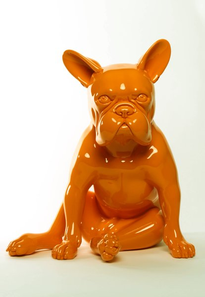 "Lisa Sartor - ""Orange Frenchie"""