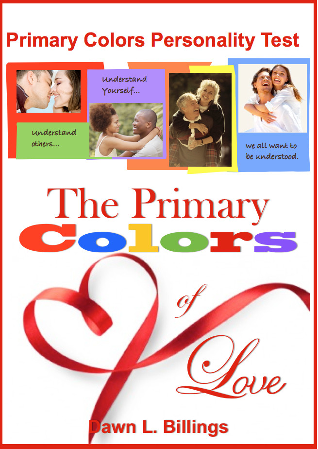 Primary Colors of Love book by Dawn Billings