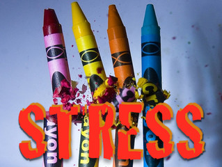 STRESS AND COLORS PERSONALITY TYPES
