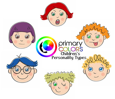 Children Personality Types