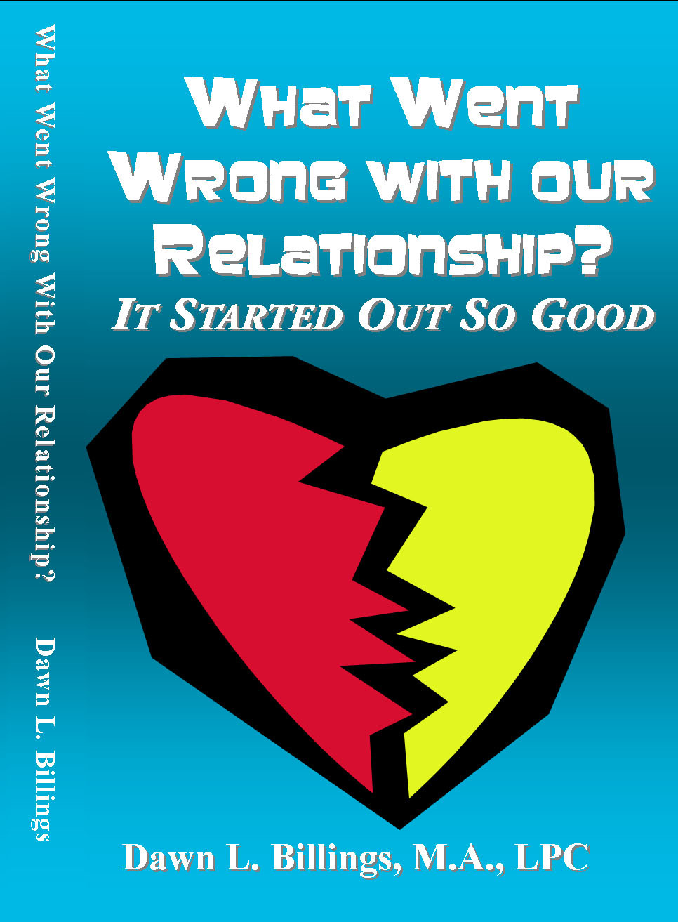 What Went Wrong Relationship book by Dawn Billings