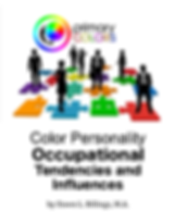 Occupational Tendencies PCPT book cover.