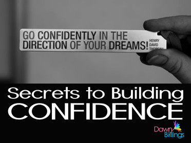 Relationship Help: 11 Secrets to Building Confidence