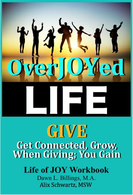 Give, Grow, Gain 30 Day Program