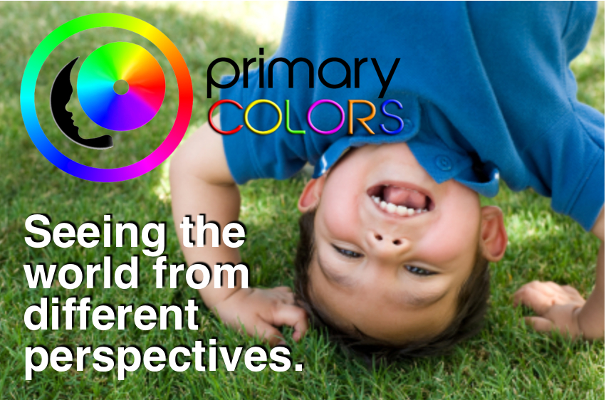 personality colors seeing world different perspective