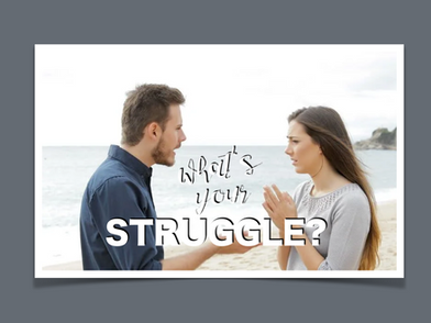 What is Underneath the Struggle?