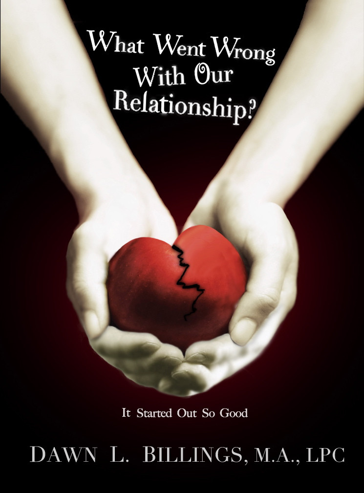 What Went Wrong with our Relationship book by Dawn Billings
