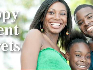 HAPPY PARENT SECRETS