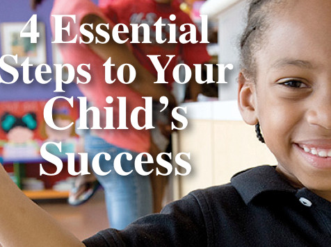 4 Essential Steps to Your Child's Success