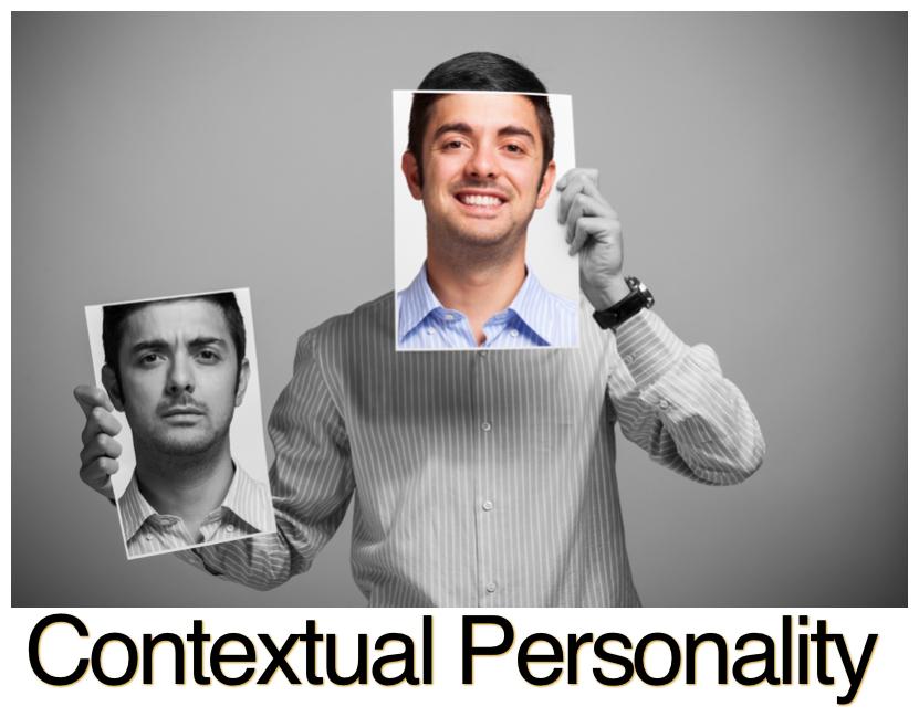 Contextual Personality