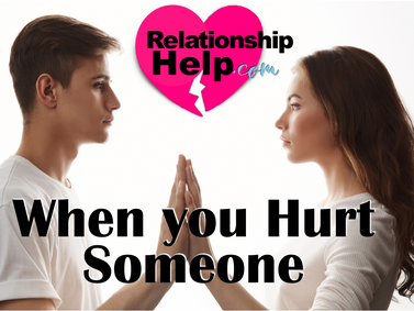 How to Heal When You Hurt Someone