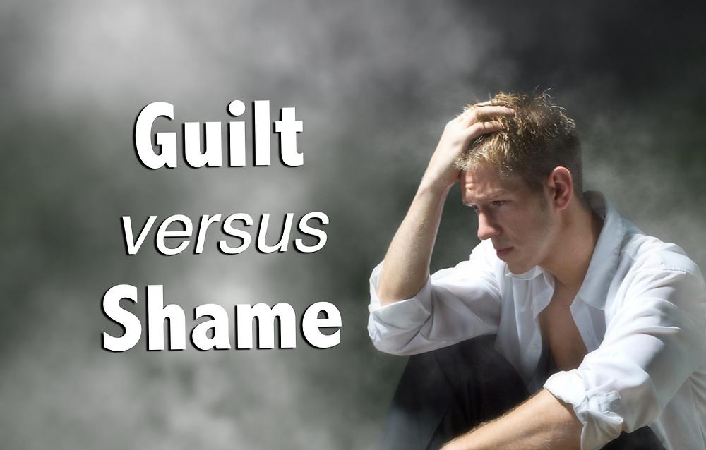 Guilt versus Shame