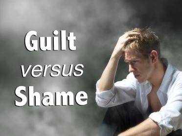 Relationship Help - Guilt versus Shame