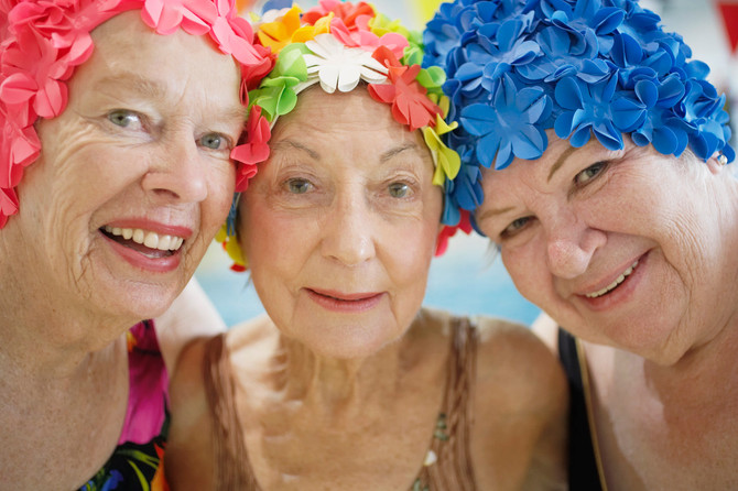 Good and Bad News of Growing Older as a Woman