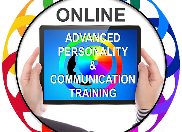 Advanced Personality Training - ONLINE