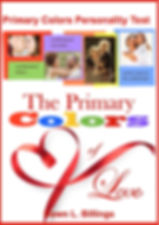 Primary Colors of Love, Dawn Billings author
