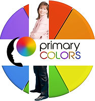 Primary Colors Personality by Dawn Billings