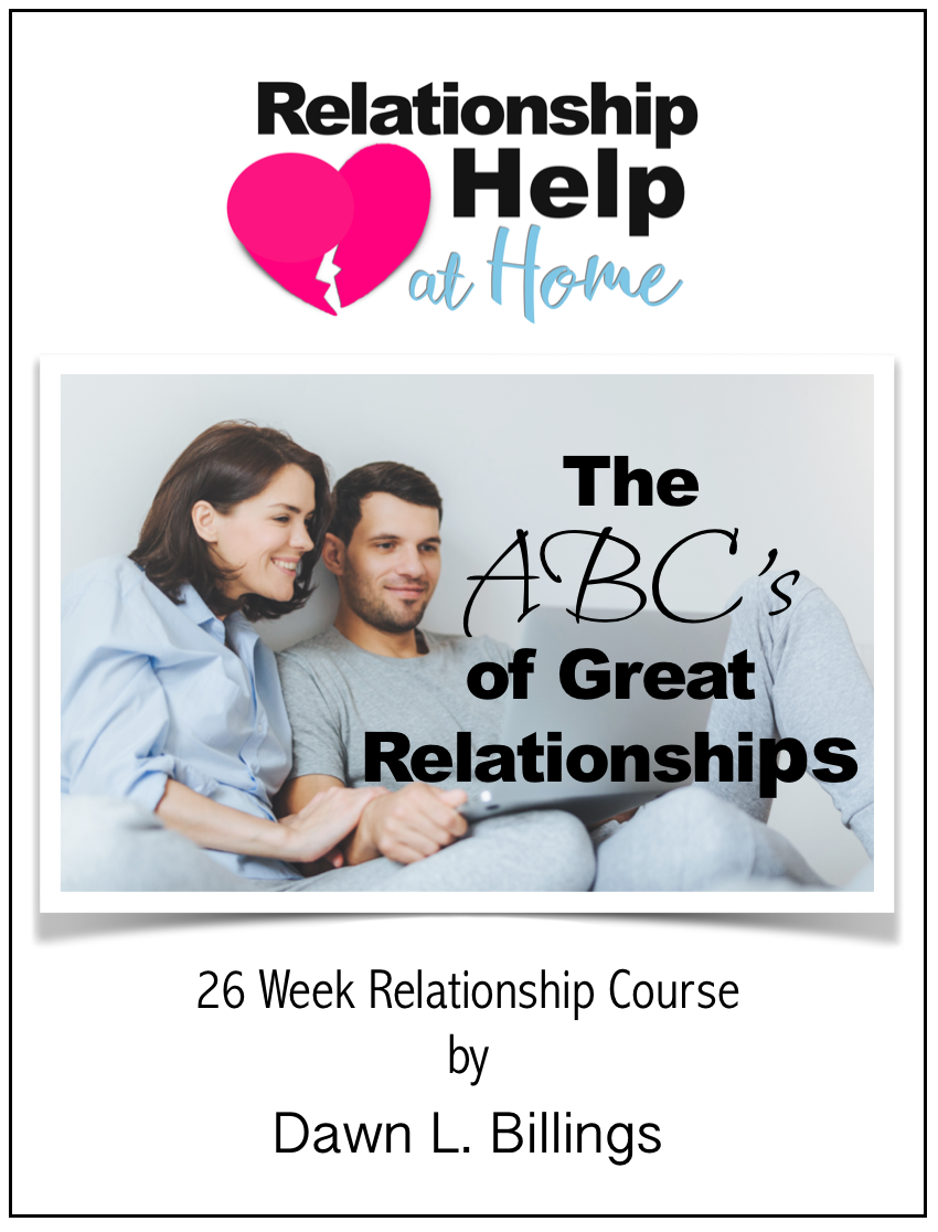Relationship Help At Home