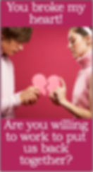 Couples Therapy retreats save marriages