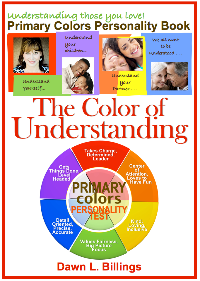 Color of Understanding Book cover