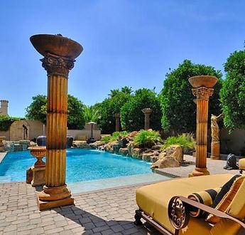 Executive Resort Training Pool