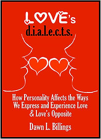 Love's dialects, book by Dawn Billings