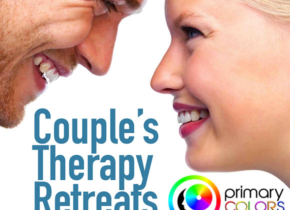 Couples Therapy Retreat -no more than 8 attendees