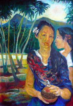 Women of Alotau