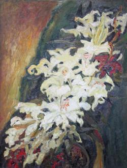 Casablanca Lillies III