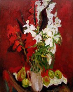 Gladioli & Lillies