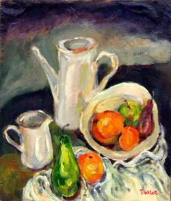 Oranges & Pears