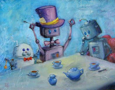 It's Always Teatime!
