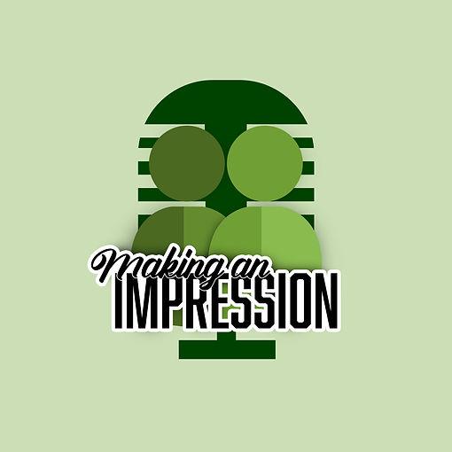 Making an Impression PodcastLogo copy (1