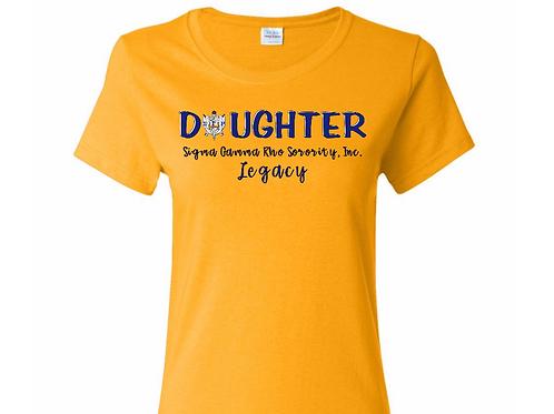 Daughter: Legacy Tee