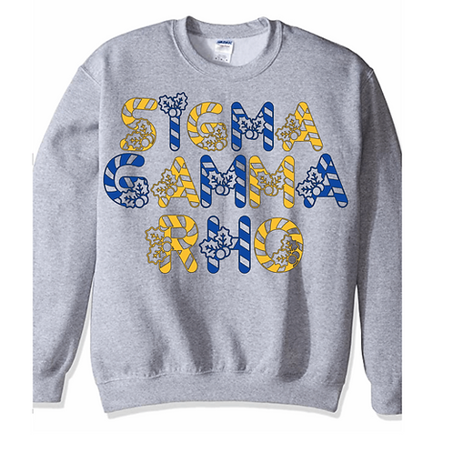 Sigma Gamma Rho Ugly Sweater