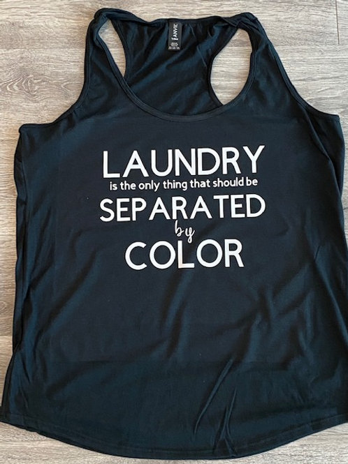 Separated Laundry