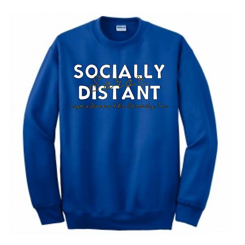 Socially Distant Crewneck
