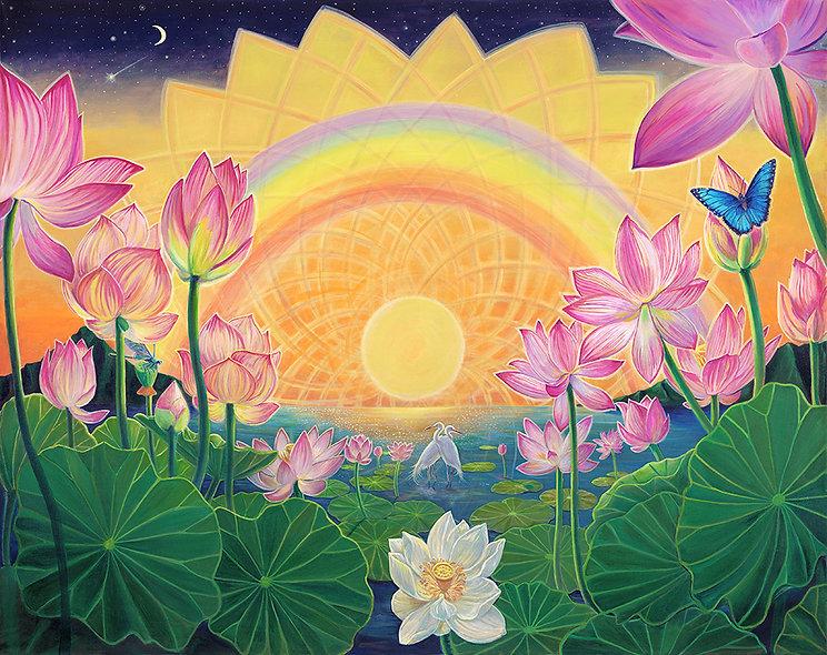 sunrise-on-the-lotus-pond-joness-jones-v
