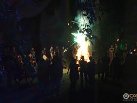Autumnal Equinox Celestial Celebration, CoSM, 2014
