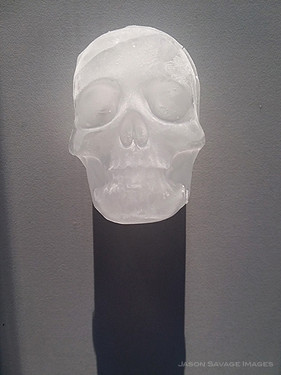 Group 1, Puzzle 16 - Ice Skull