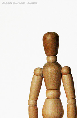 Group 2, Puzzle 11 - Wooden Figure
