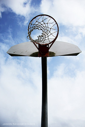 Group 2, Puzzle 24 - Basketball Hoop