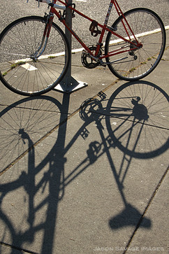 Group 2, Puzzle 14 - Bike Shadow