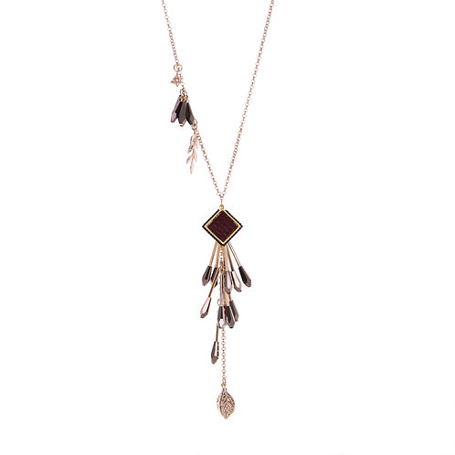 Firework Long Necklace