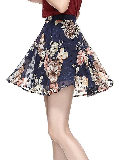 Gayle Flared Skirt